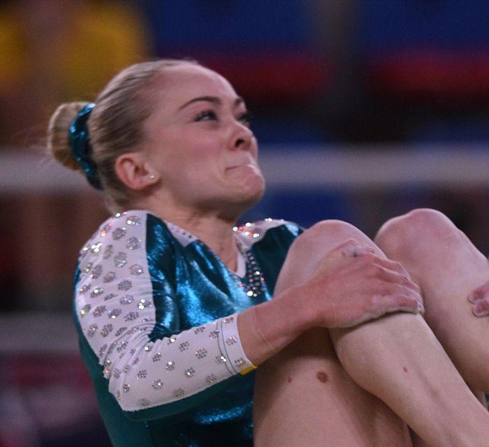 Les gymnastes aux Jeux Olympiques de Rio de Janeiro