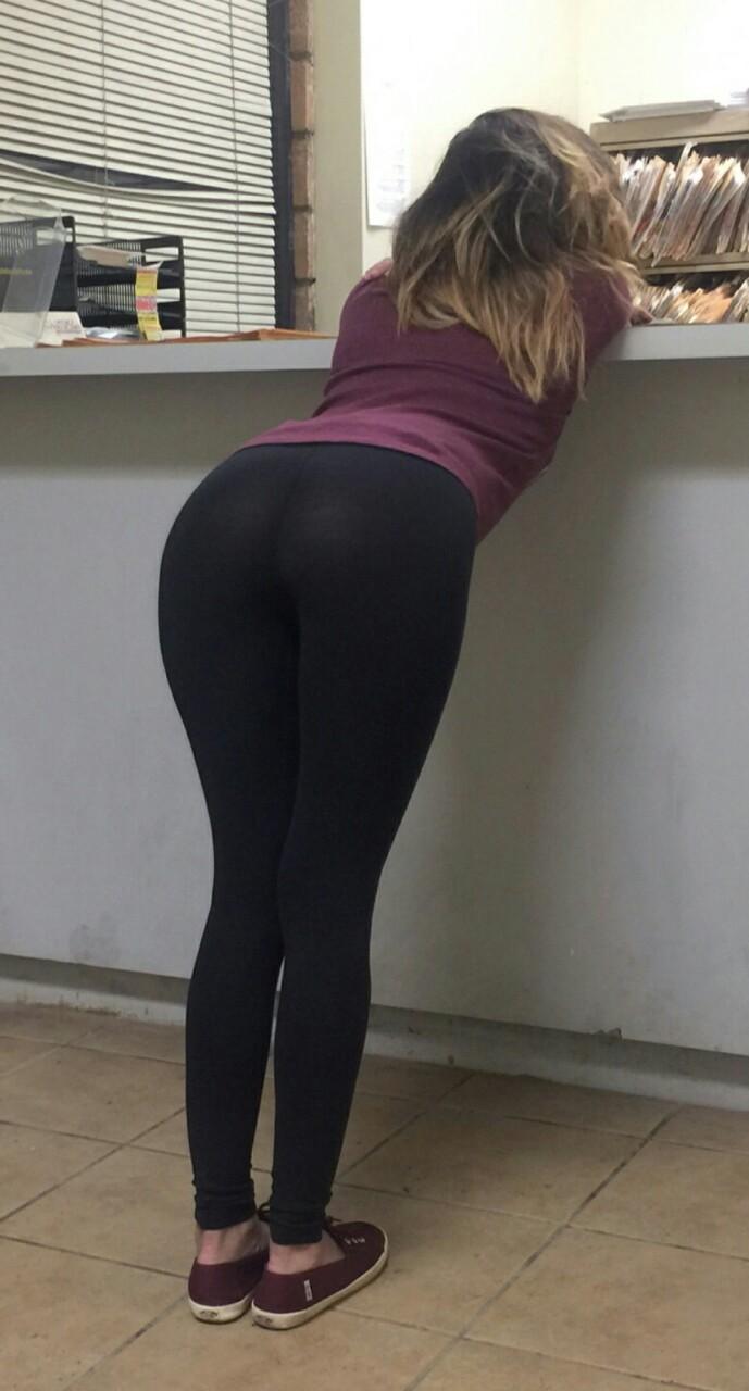 Le legging c'est sexy !
