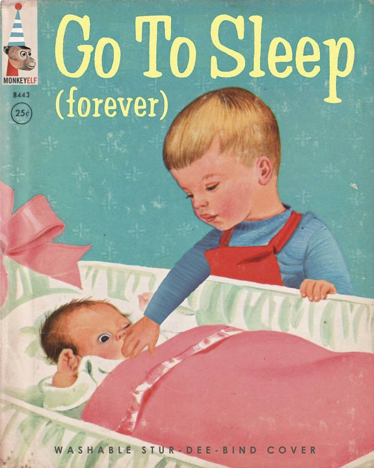Bad Little Children's Books