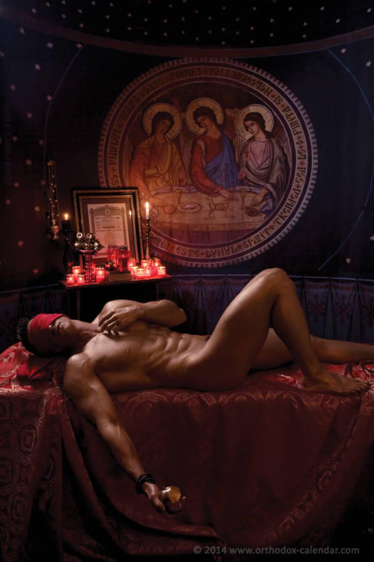 Les prêtres les plus sexy du vatican