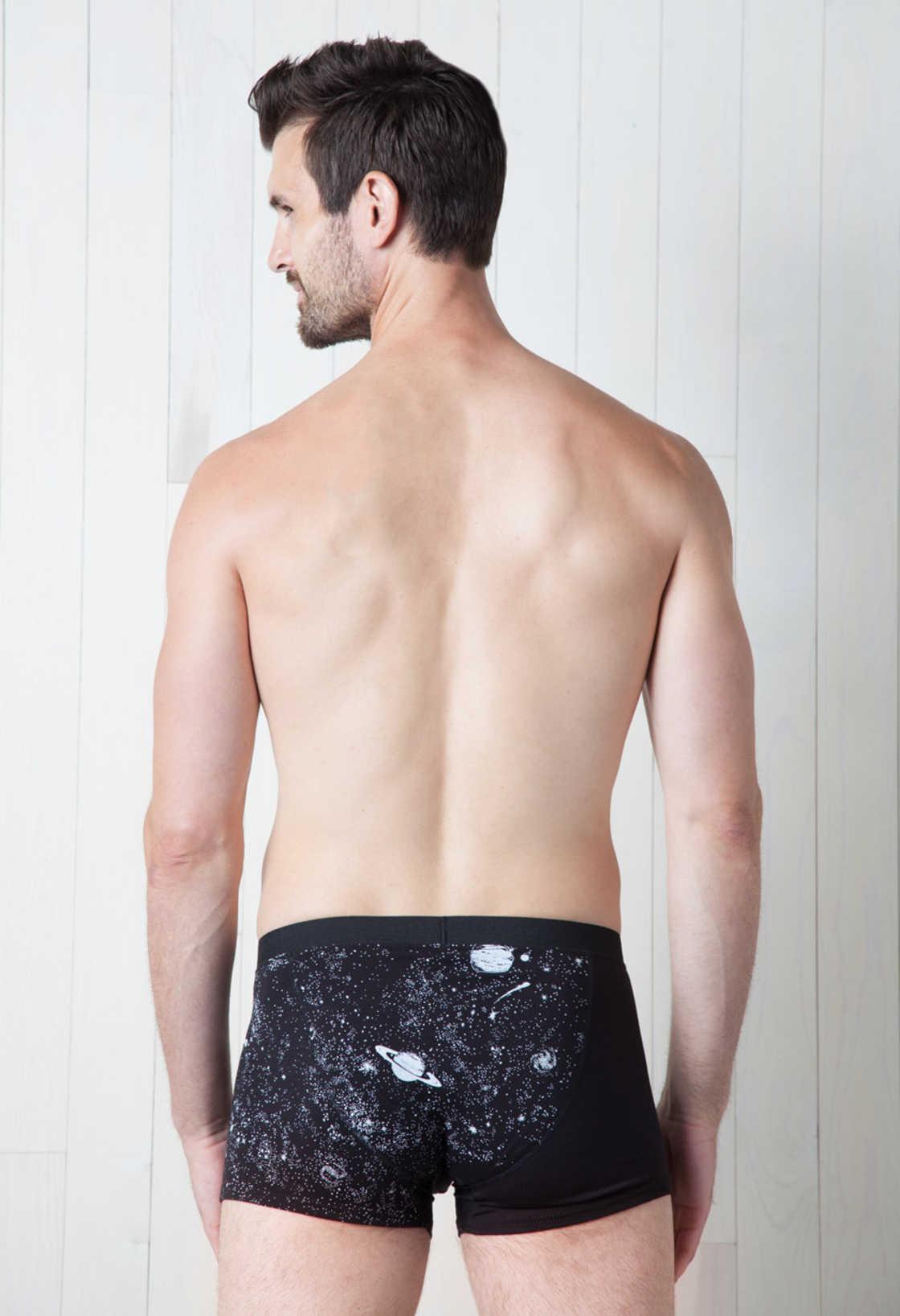 sous-vêtements phosphorescents pour homme et femme