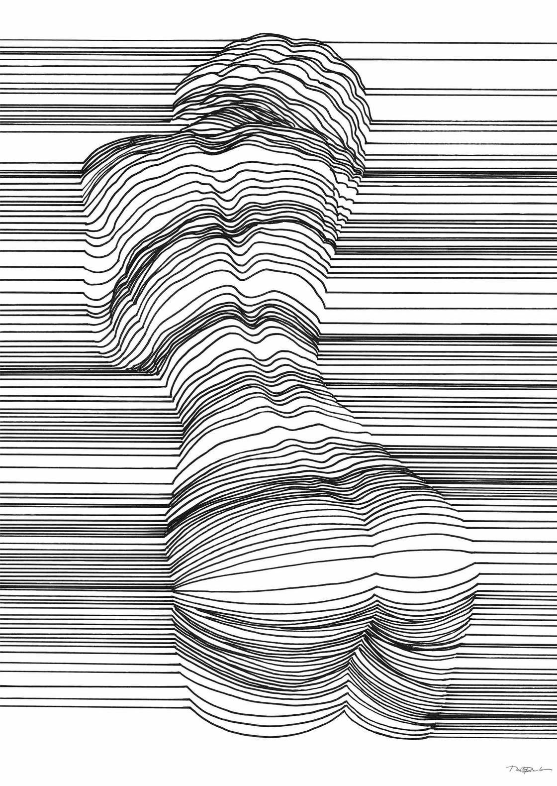 Les lignes c'est sexy