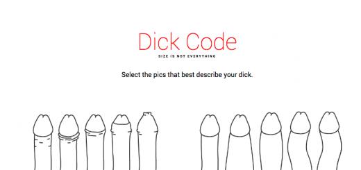 dick code